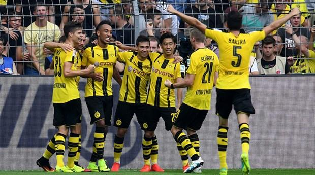 6) Borussia Dortmund