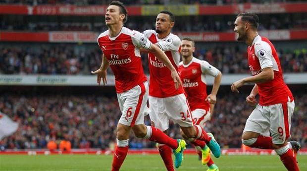 11) Arsenal