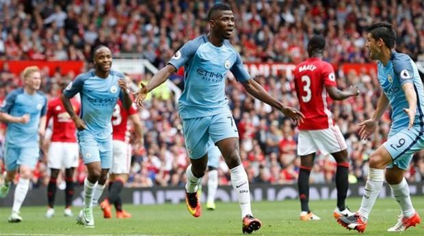 13) Manchester City