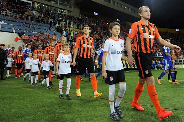 16) Shakhtar Donetsk