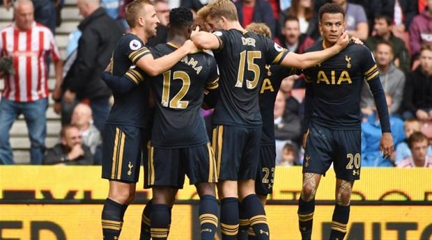 21) Tottenham