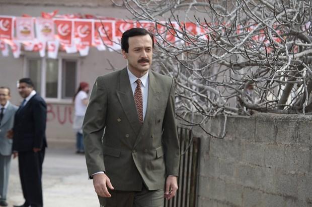 Reis filminde Erdoğan'ı Gökhan Aslan seslendirdi