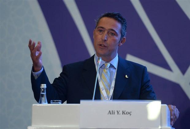 Ali Koç'tan çılgın projeler!