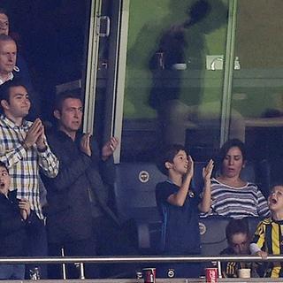 Fenerbahçe de Ali Koç da coştu