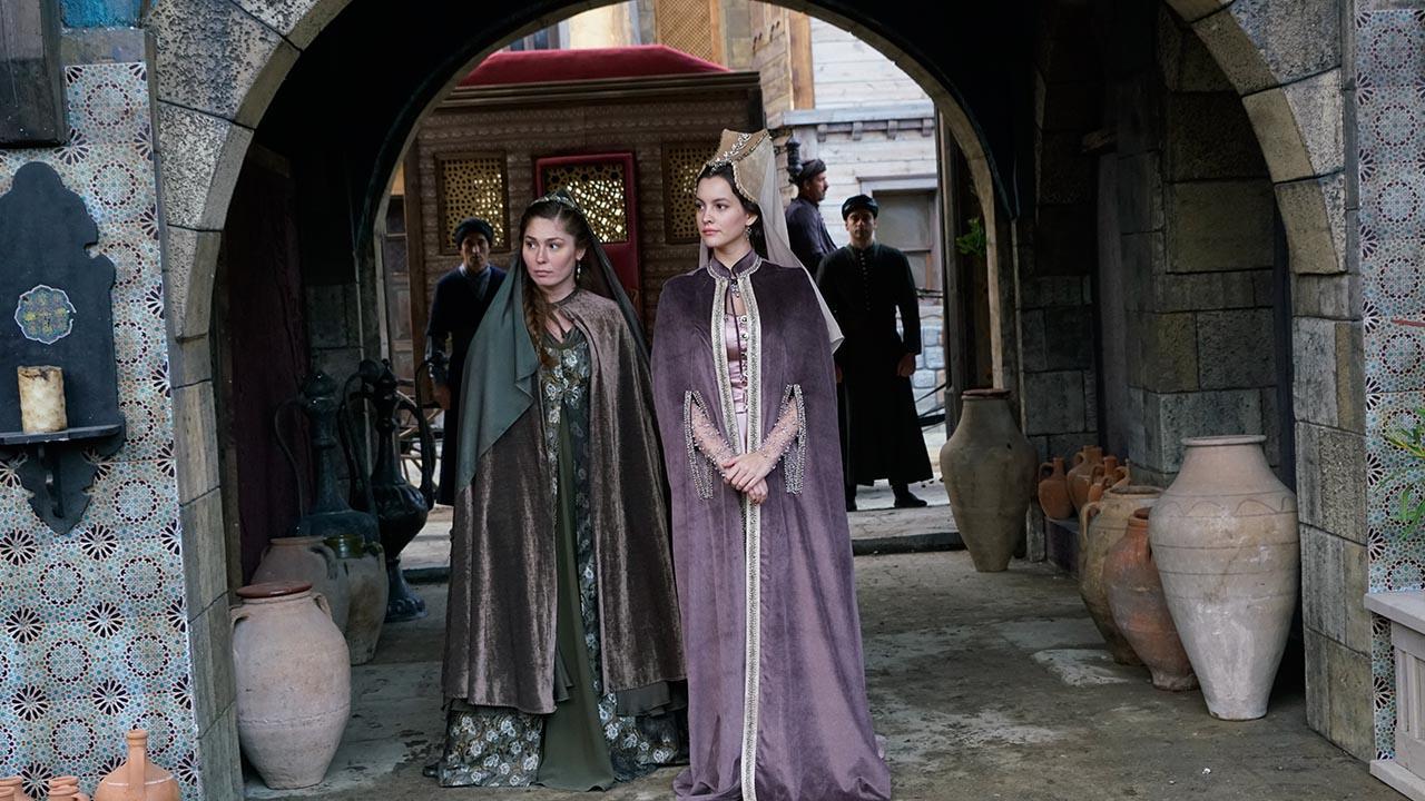Muhteşem Yüzyıl Kösem 32. Bölüm Fotoğrafları