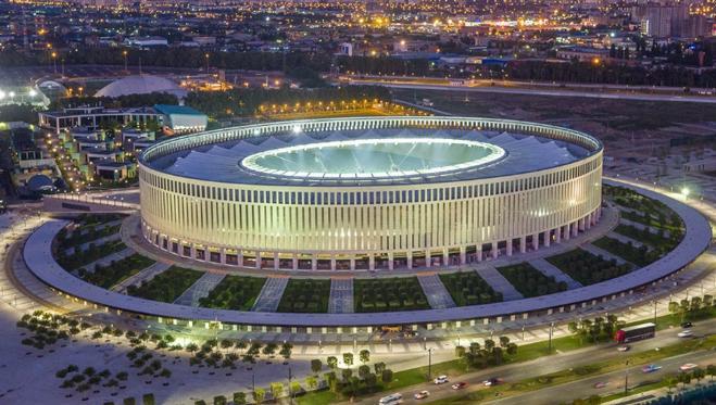 Iste Fenerbahce Nin Rakibi Krasnodar In Muhtesem Stadyumu