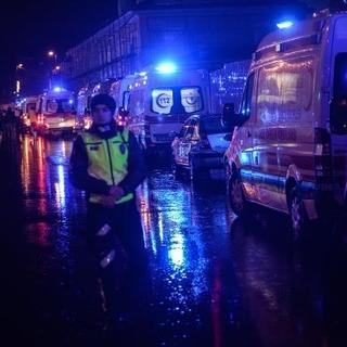 Ünlüler Reina'daki terör saldırısını lanetledi