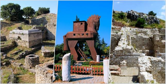 Türkiyeden Unesco Dünya Mirası Listesine Girmiş 16 Mekan
