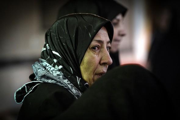 Eski İran Cumhurbaşkanı Rafsancani'nin cenaze törenine insan seli
