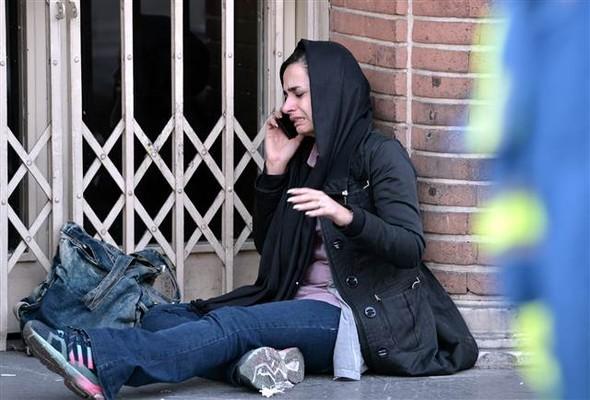 İran'dan tüyler ürperten fotoğraflar