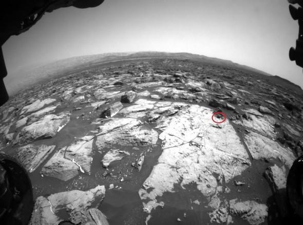 Mars'tan Dünya'ya gelen sıra dışı görüntüler