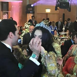 Murat Yıldırım Fas'ta ikinci düğünü yaptı