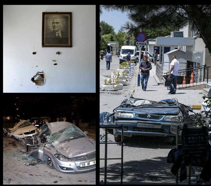Bakanlık'tan çok özel 15 Temmuz görüntüleri
