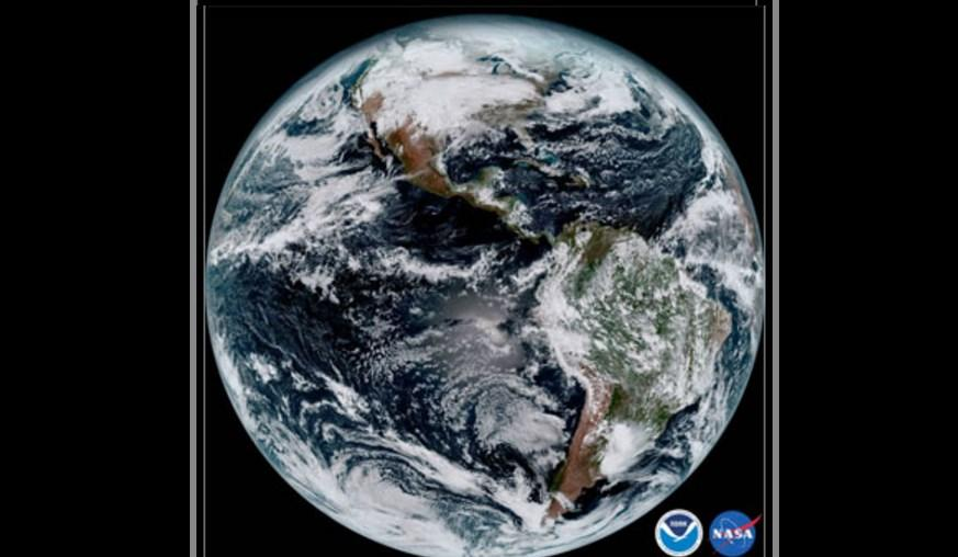 NASA'dan heyecanlandıran çalışma: Dünya'nın en net fotoğrafları