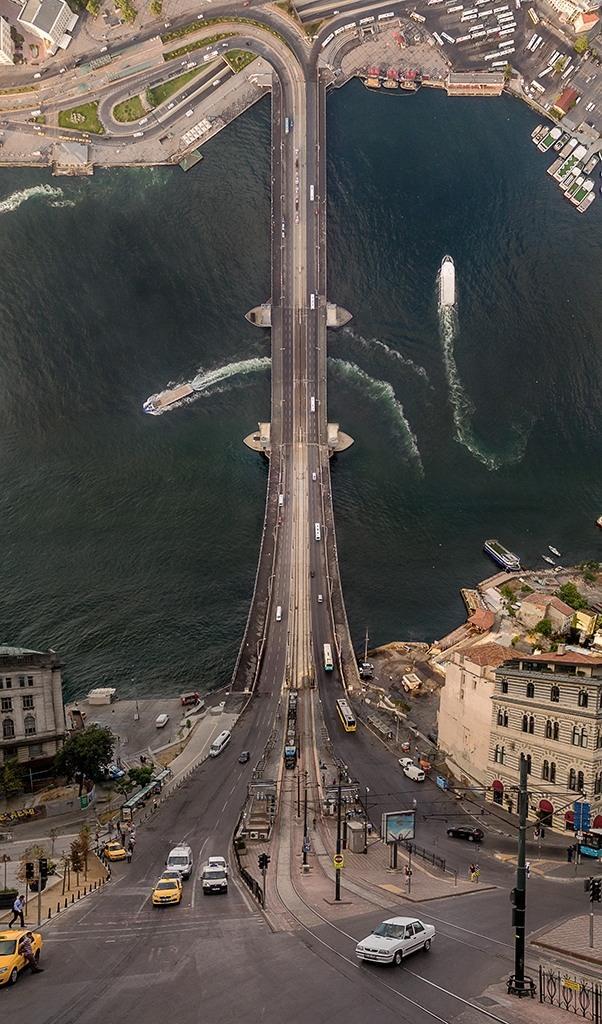 İstanbul'a daha önce hiç böyle bakmadınız