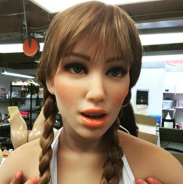 Akıllı seks robotları geliyor!