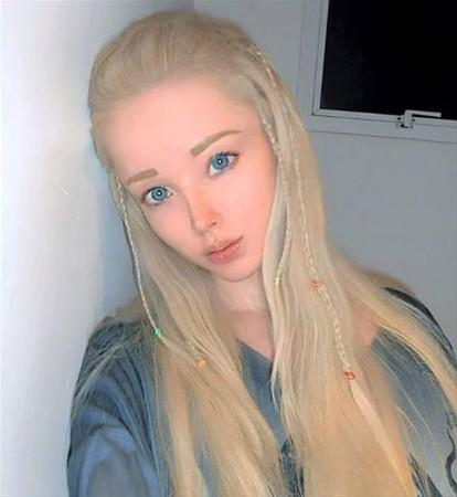 İşte Valeria Lukyanova son hali