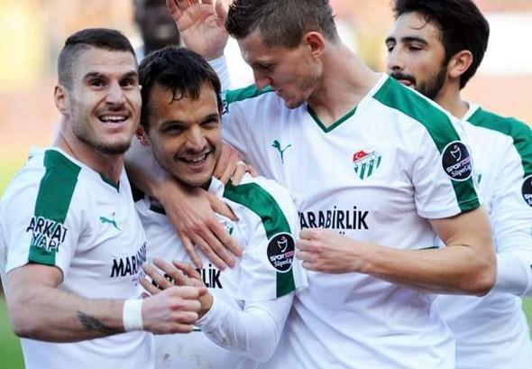Bursaspor / 800 bin Euro