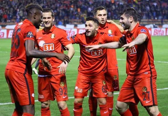 Eskişehirspor / 13 bin Euro