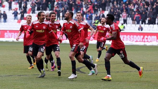 Sivasspor / 21 bin Euro