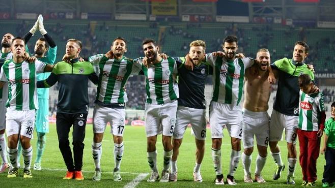 Atiker Konyaspor / 88 bin Euro