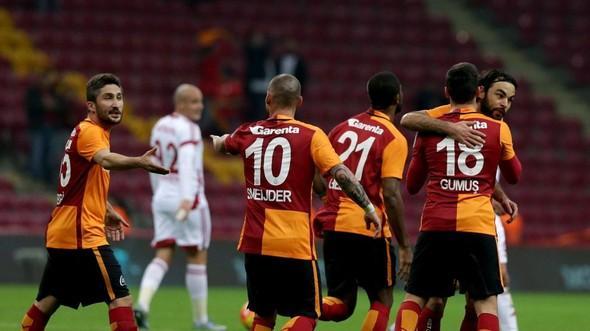 Galatasaray / 1 milyon Euro