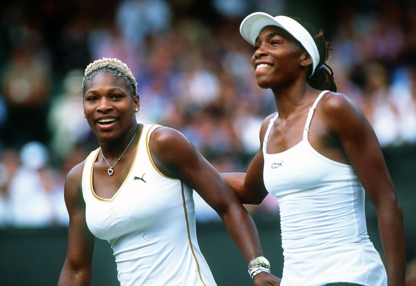 Serena ve Venüs Williams kardeşliği
