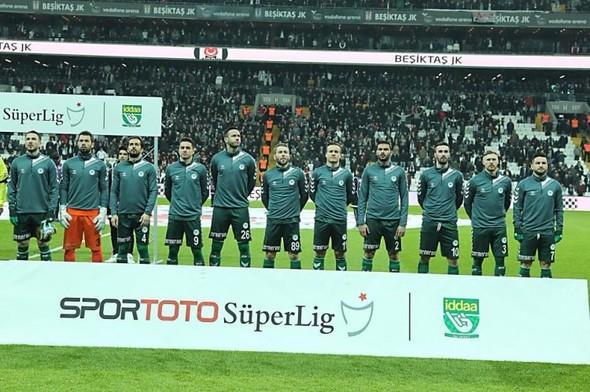 11 Atiker Konyaspor