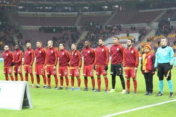 3 Galatasaray