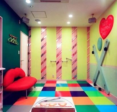 """Japonlardan pes dedirtecek """"fantazi odaları"""""""