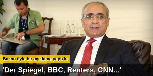 Kültür ve Turizm Bakanı Topçu'dan ilginç açıklama