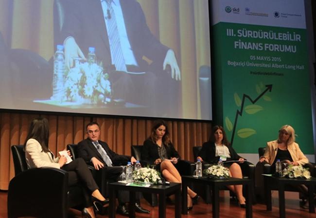 III. Sürdürülebilir Finans Forumu 5 Mayıs'ta gerçekleştirildi
