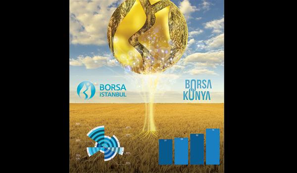 Borsa İstanbul ile BorsaKonya iş birliği