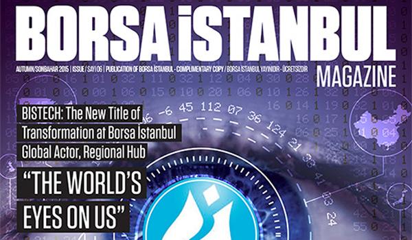 Borsa İstanbul Magazine'in 6. sayısı çıktı!