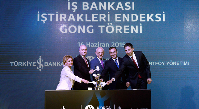 İş Bankası ve iştiraklerinin performansı Borsa İstanbul tarafından ölçülecek