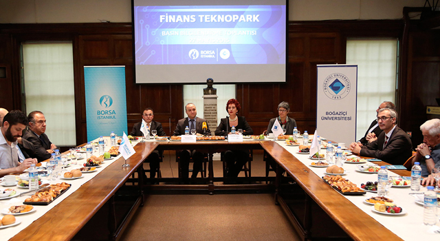 Ülkemizin Finans Odaklı İlk Tematik Teknoparkı: Finans Teknopark
