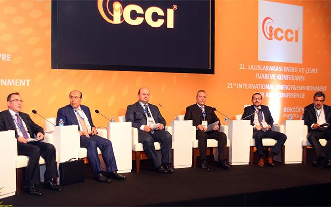 Borsa İstanbul, ICCI 2015 - 21. Uluslararası Enerji ve Çevre Fuarı ve Konferansı'nda düzenlediği oturumla Enerji Borsası ile enerji sektörünü buluşturdu