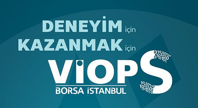 Ödüllü VİOP Sanal Portföy Yarışması 5 Ekim'de Başlıyor