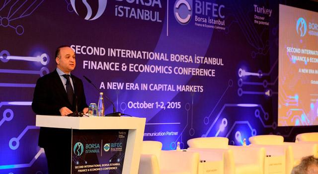 2. Borsa İstanbul Konferansı (BIFEC) gerçekleştirildi