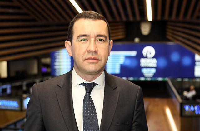 Borsa İstanbul Genel Müdür Yardımcılığına Osman Küçükçınar Atandı
