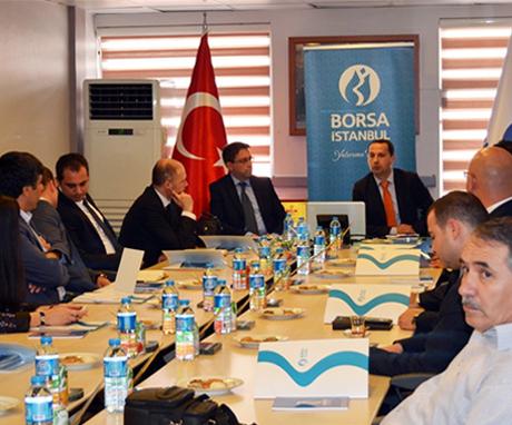 Borsa İstanbul Balıkesirli Şirketlerle Buluştu