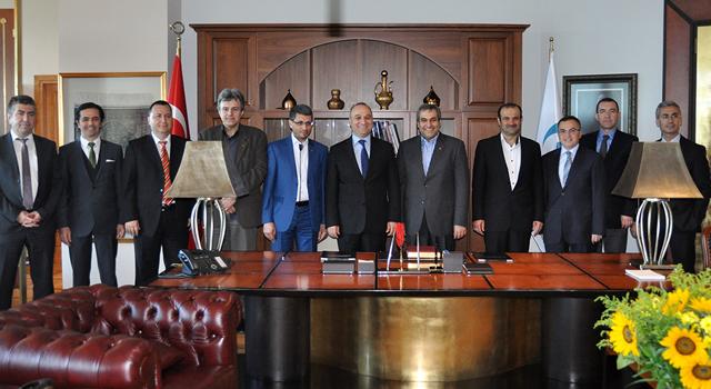 Borsa İstanbul ve Tahran Borsası Mutabakat Zaptı imzaladı