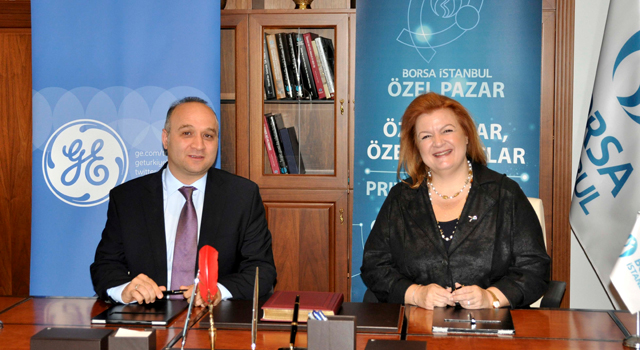 GE ve Borsa İstanbul Mutabakat Zaptı