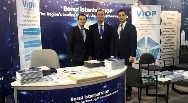 VİOP, FIA Expo 2015 Konferansına Katıldı