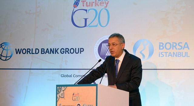 """""""Yatırımların Finansmanında İslami Sermayenin Kullanılması"""" Konferansı"""