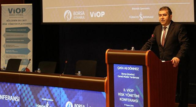 """VİOP Konferansında """"Türkiye'de Risk Yönetimi"""" Tartışıldı"""