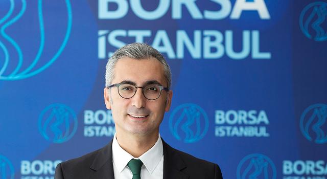 Borsa İstanbul GMY'si Adnan Metin'e CIO Ödülü