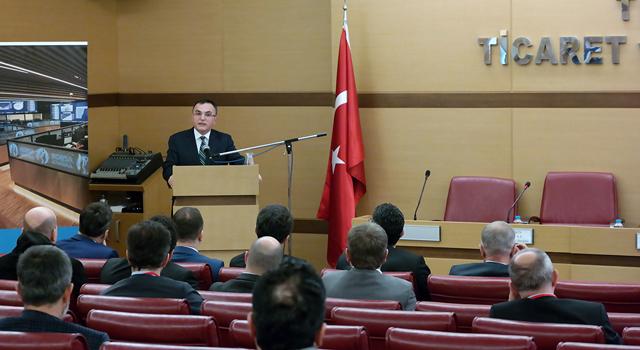 Borsa İstanbul Tekirdağ Şirketleri ile Buluştu