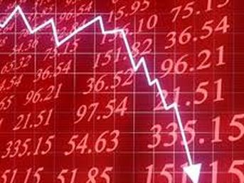 Borsa günü sert düşüşle kapattı