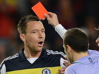 Çakır kırmızı kart göstermeyecek